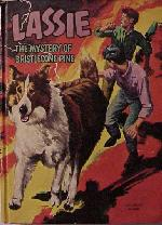 Cover for Lassie and the Mystery of Bristlecone Pine
