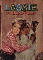 Cover for Lassie: Forbidden Valley