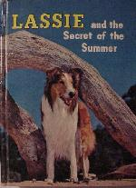 Later, 1960s cover art for Lassie and the Secret of the Summer