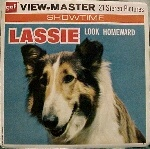 Lassie and Timmy View Master cover
